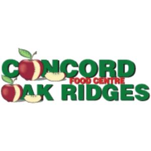 Concord Food Centre & Oak Ridges Food Markets
